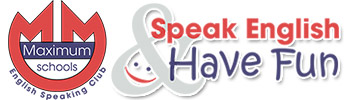 Maximum English Speaking Club - Speak English and Have Fun